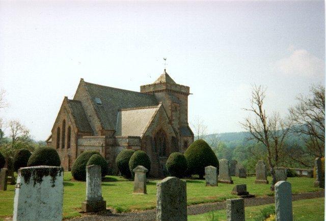 Bedrule Church