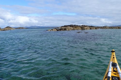 Islands off Arisaig