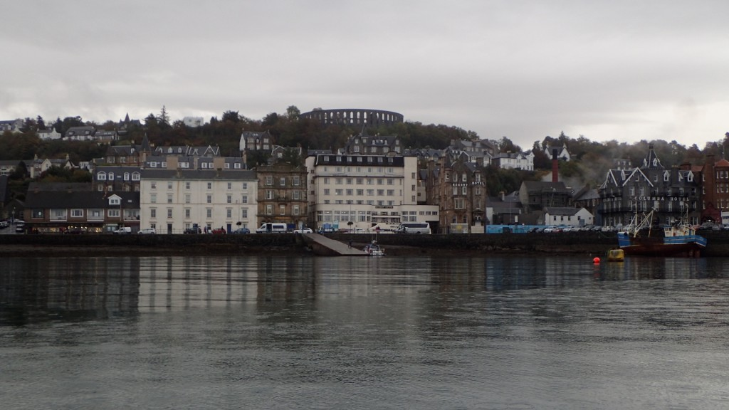 Oban Harbour