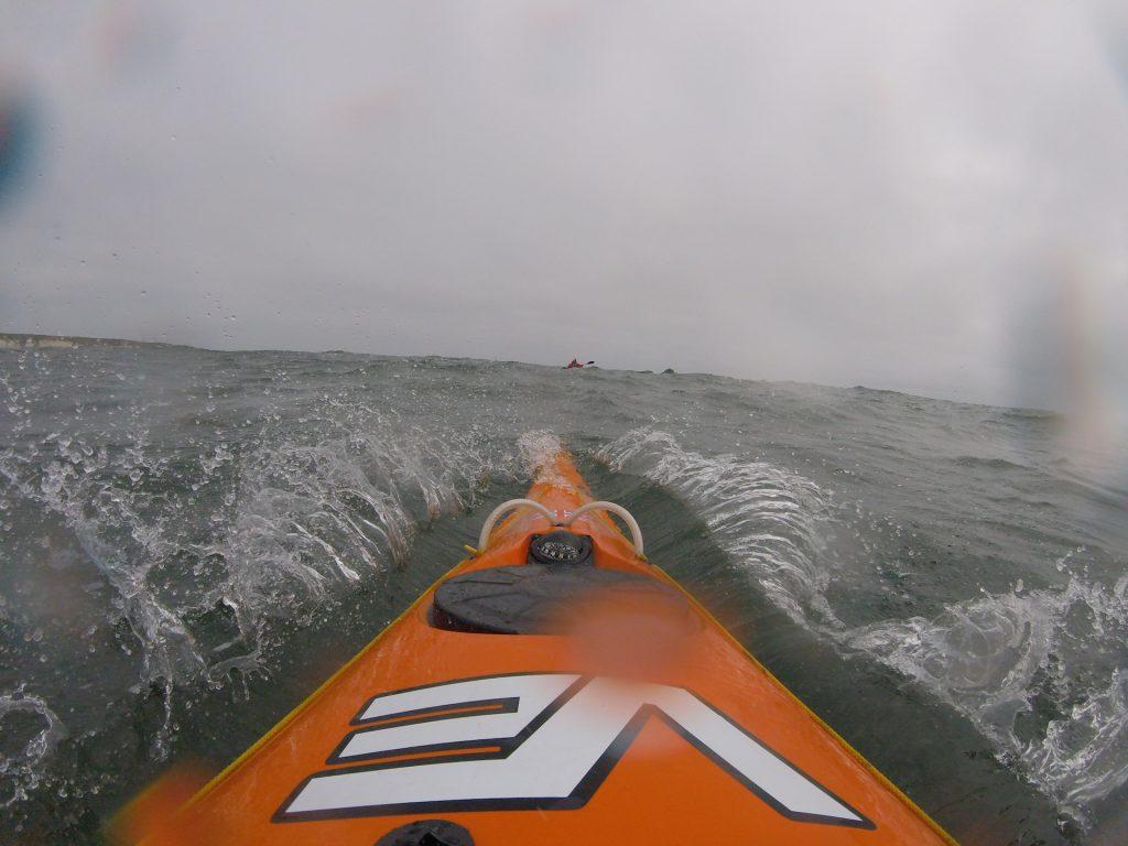 North Smithic Waves - splosh!
