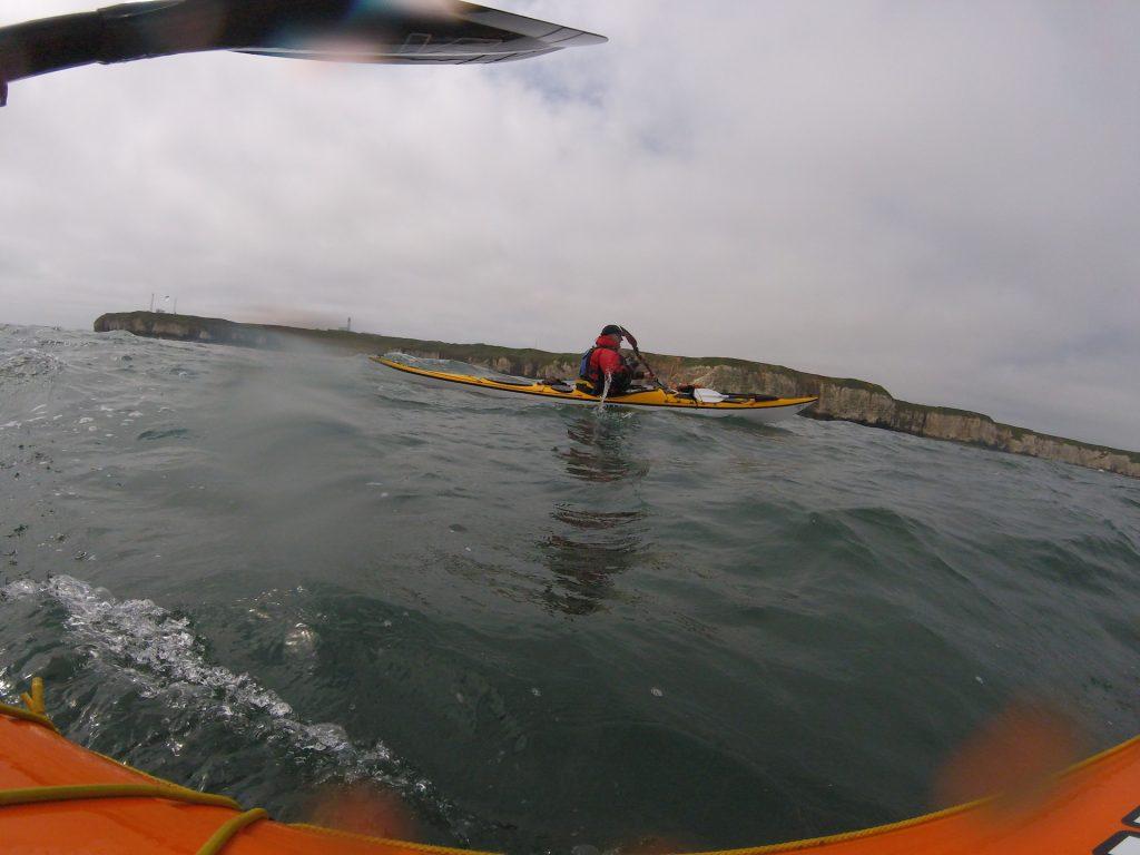 Big n' bouncy seas