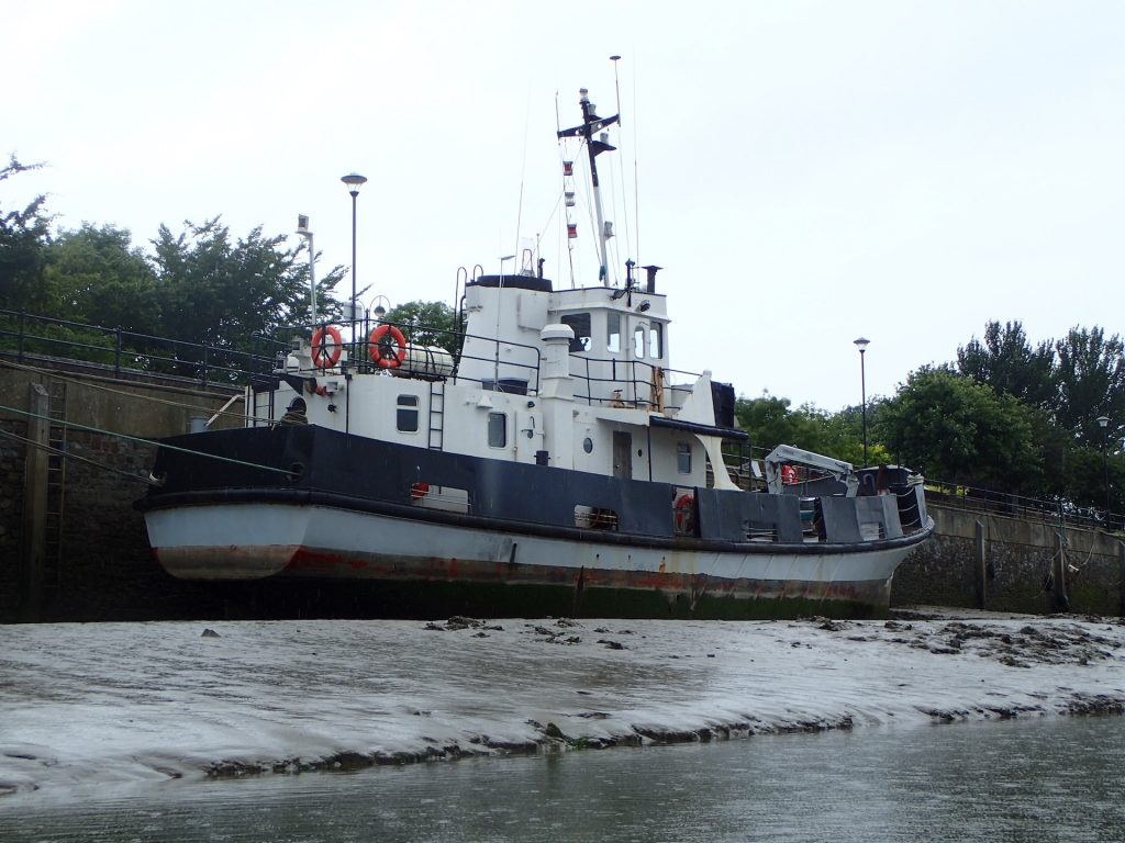 Tug at Bideford