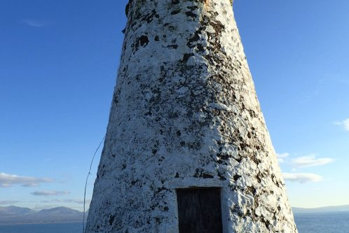 The old tower – Llanddwyn Island
