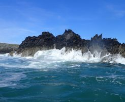 Penrhyn Mawr – Fun conditions – big swell