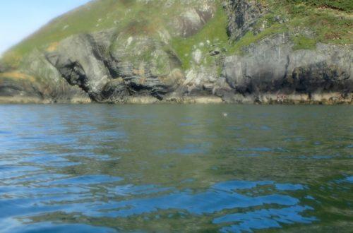 Cwmtydu to Ynys Lochtyn