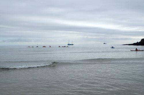 Sea Kayaking Cornwall Symposium Group
