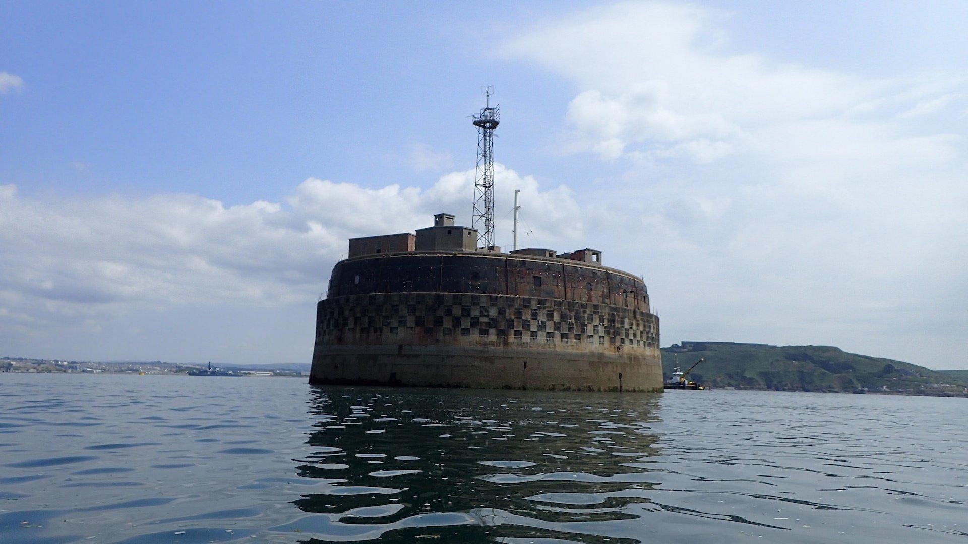 Plymouth Breakwater Napoleonic Fort