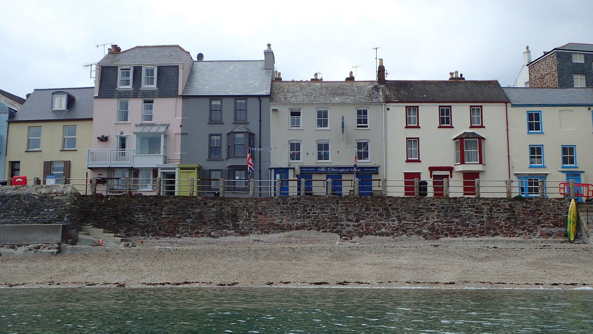 The Devonport Inn Kingsand