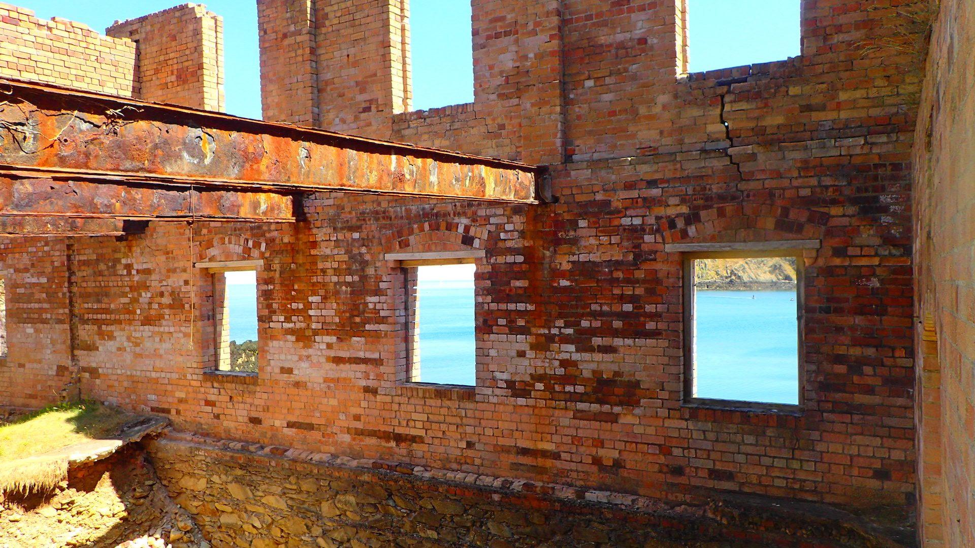 Porth Wen Brick Works