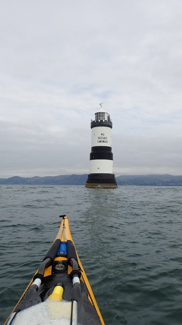 Trwyn Lighthouse