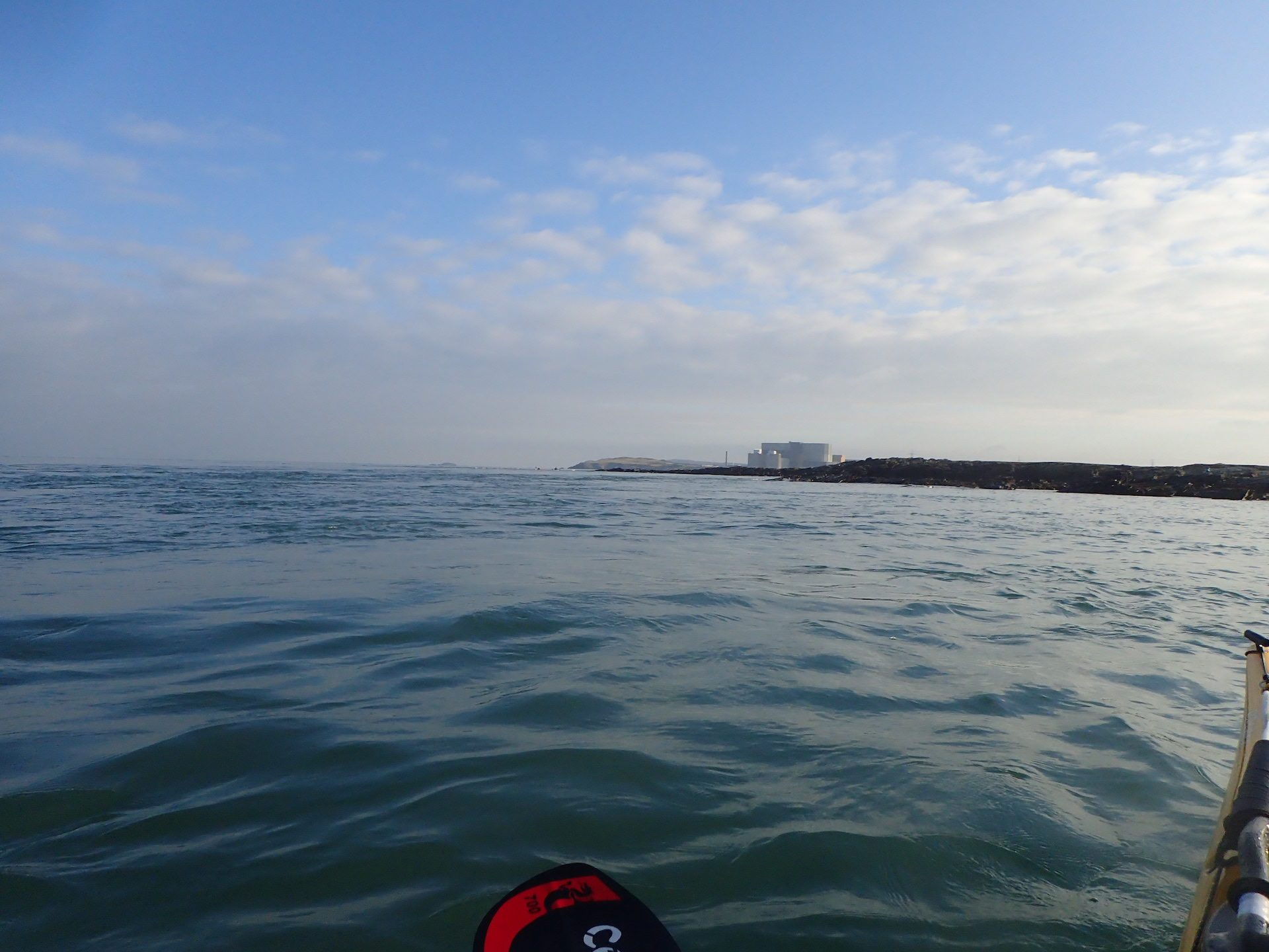 Middle Mouse and Wylfa Power Station
