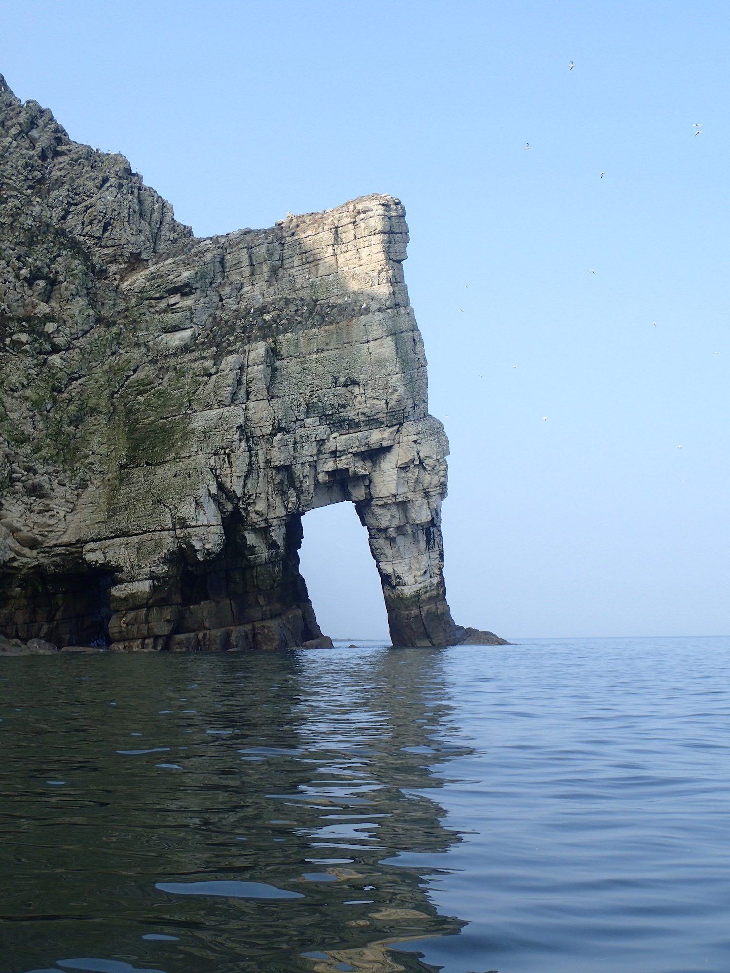 Bempton Arch
