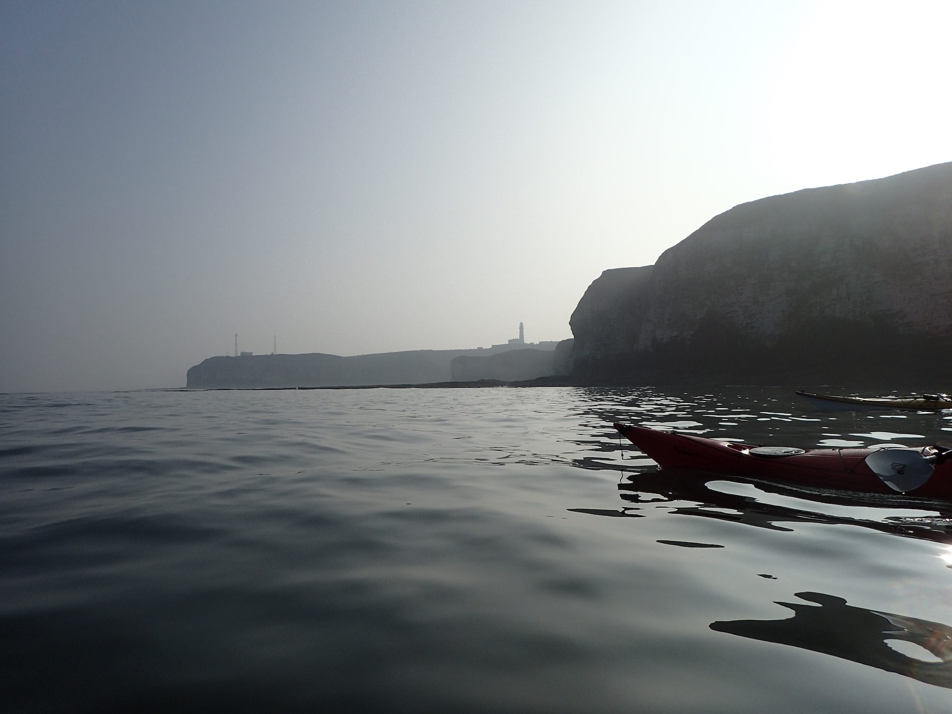 Flamborough Misty light