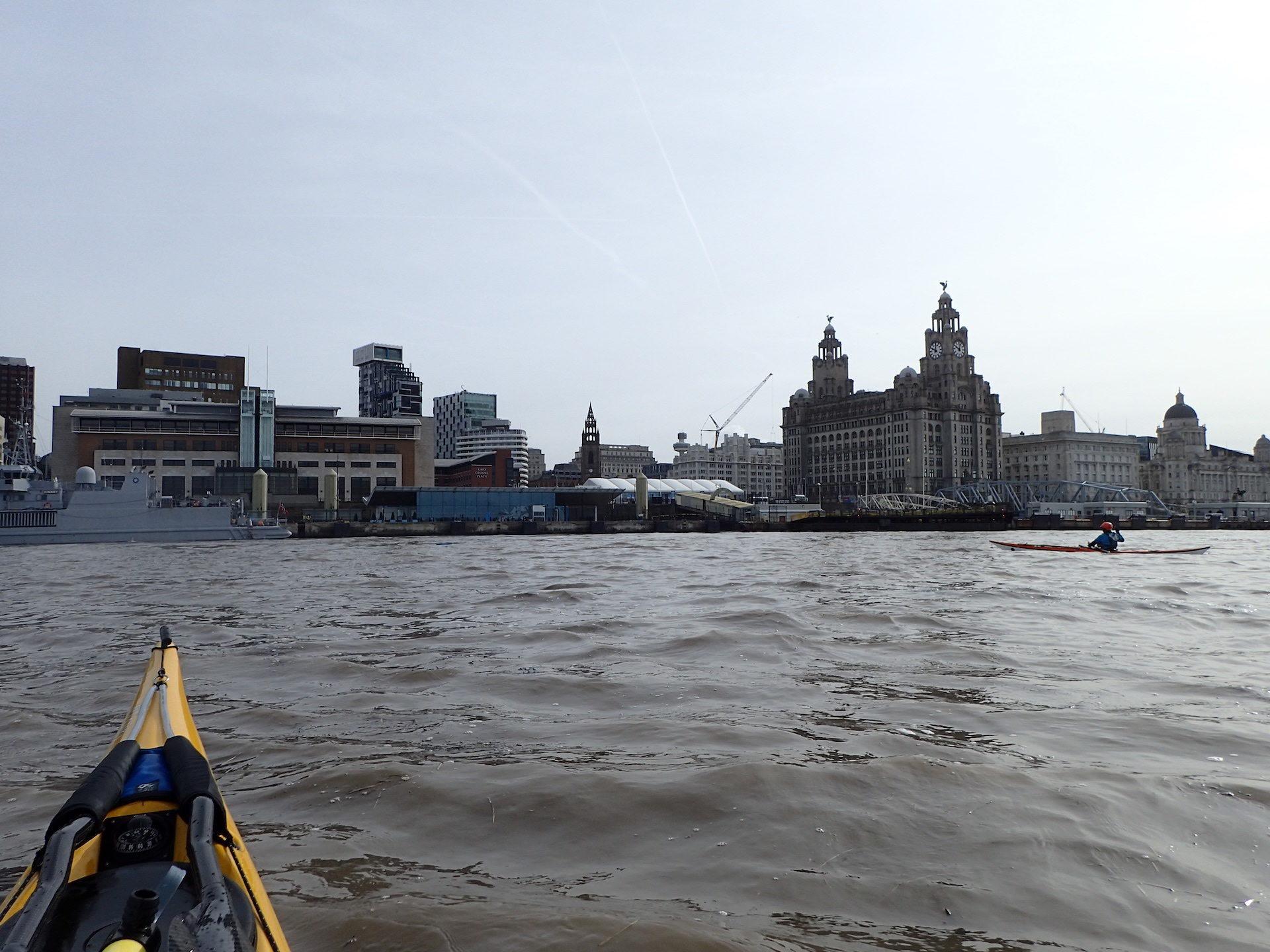 Ferrying across the Mersey