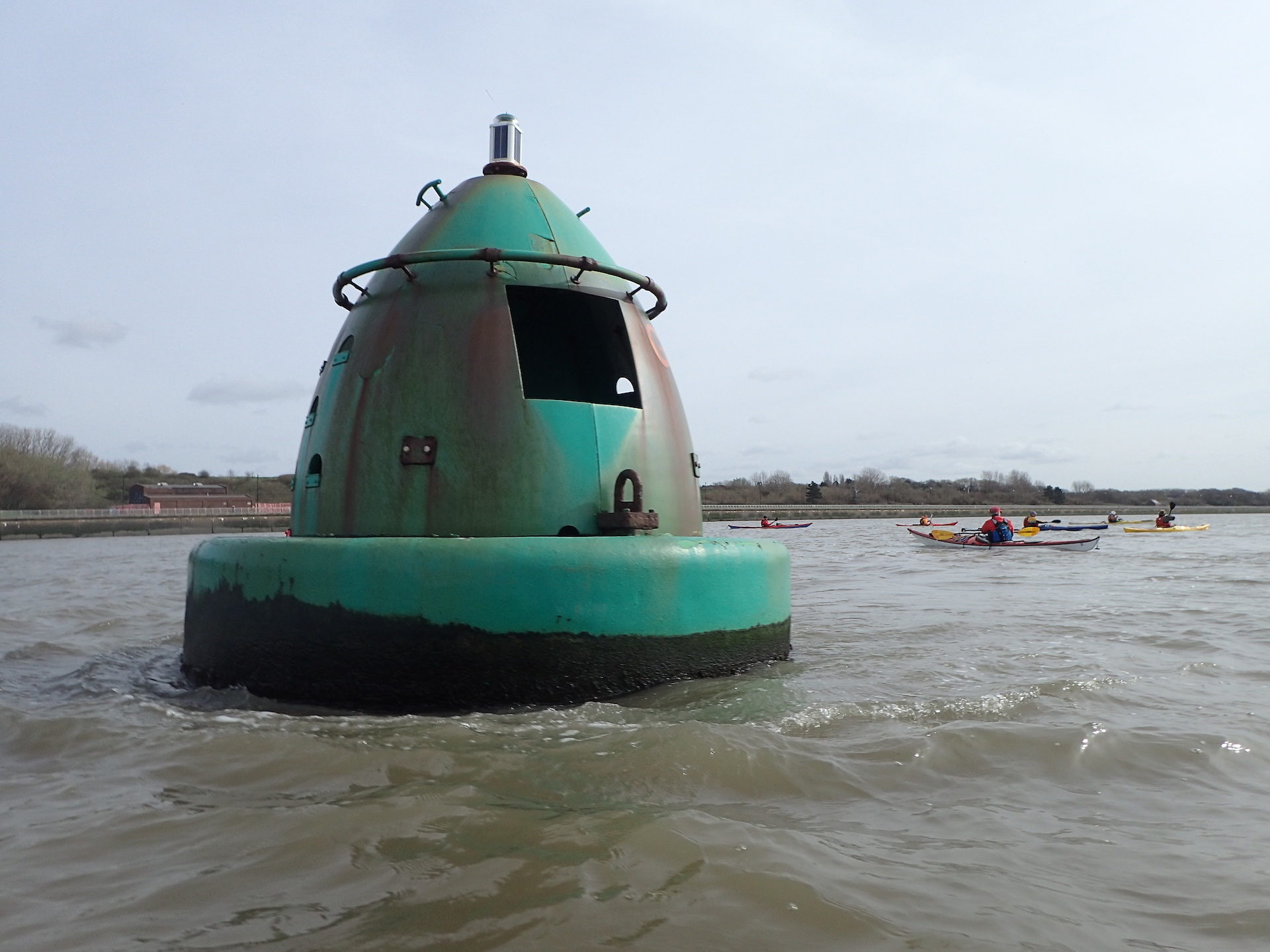 G2 Starboard Lateral Mark