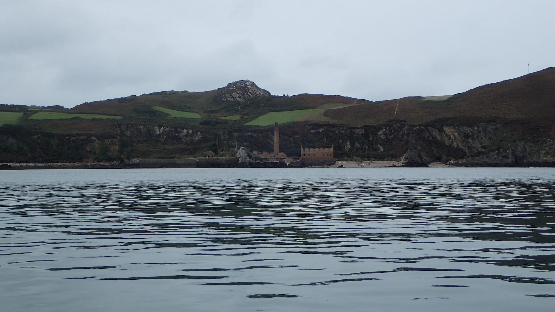 Cemlyn Bay to Point Lynas and a little beyond