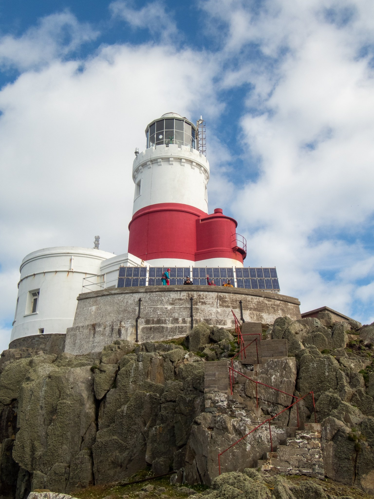 The Light and lunch stop