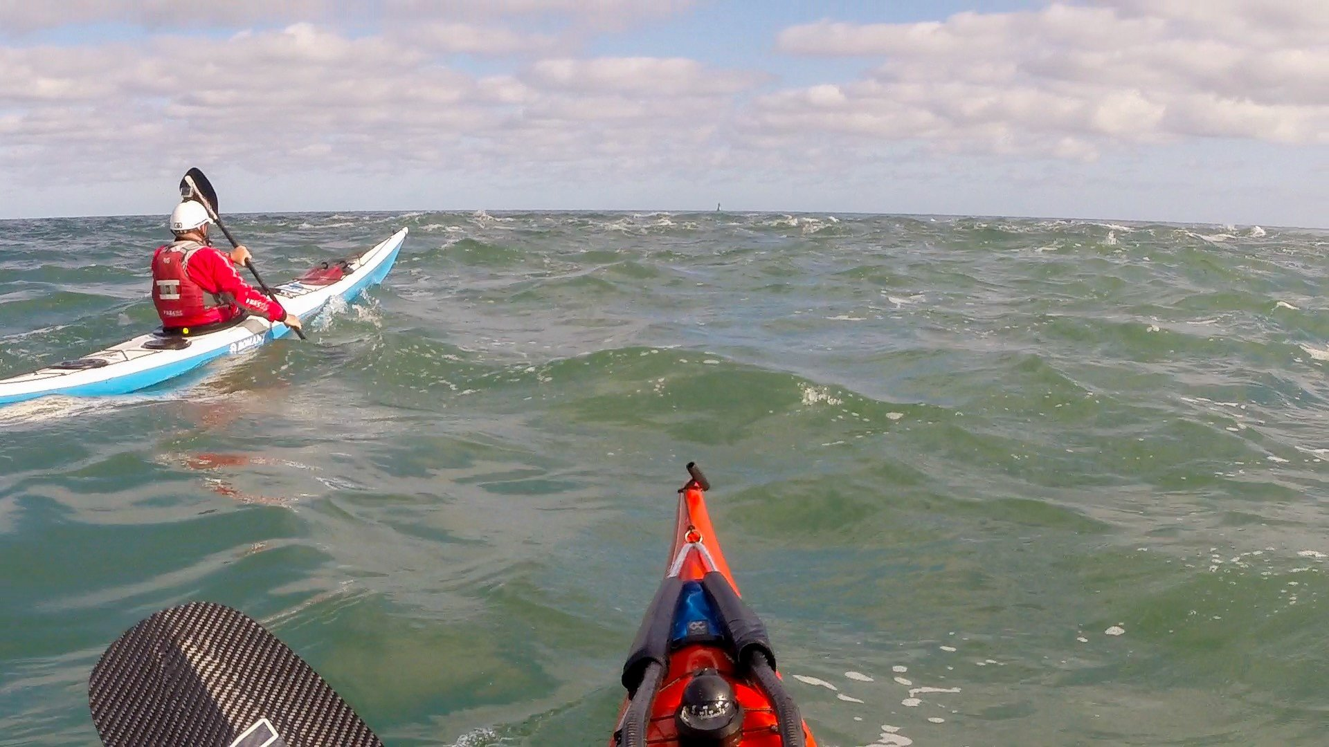 Heading out towards Ethel Cardinal